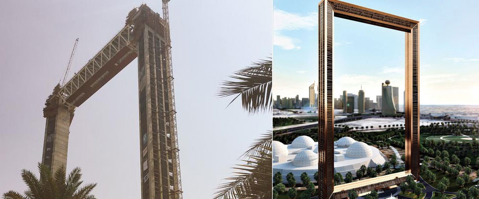 Dubai Frame Will Become the Most Visited Place in UAE